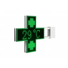 Croce Farmacia Led Grafica