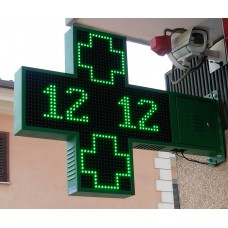 Croce Farmacia Led Grafica
